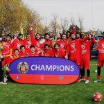 2020 Bellamy Cup Final, Senior Team won 7-2.